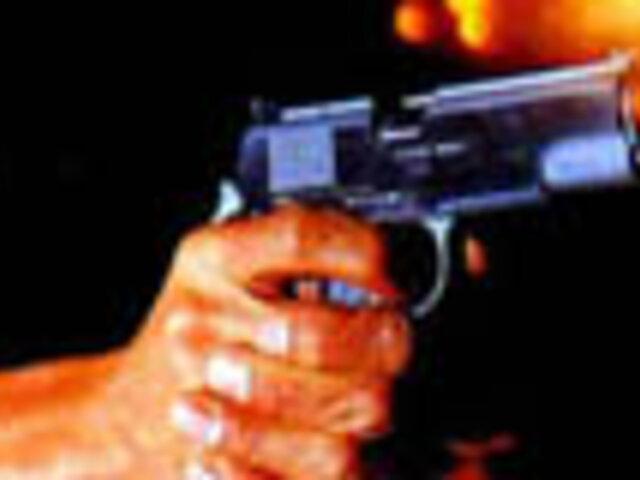 Dicscamec informa que unos 160 jóvenes de Lima portan armas