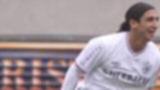 Germán Alemanno es el nuevo delantero de la Universidad César Vallejo