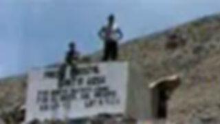 Cofopri recuperó terrenos de Chilca que fueron vendidos irregularmente