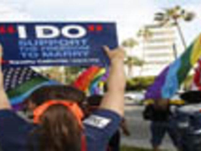 EEUU: Carolina del Norte se pronunció en contra del matrimonio gay