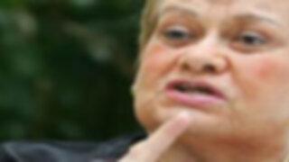 Martha Hildebrandt pide elevar requisitos para postular al Congreso