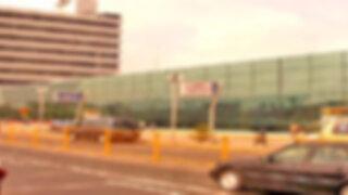 Piden que aeropuerto Jorge Chávez implemente zona vip para congresistas