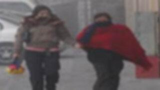 Lima empezó hoy estación de otoño con madrugada bastante fría