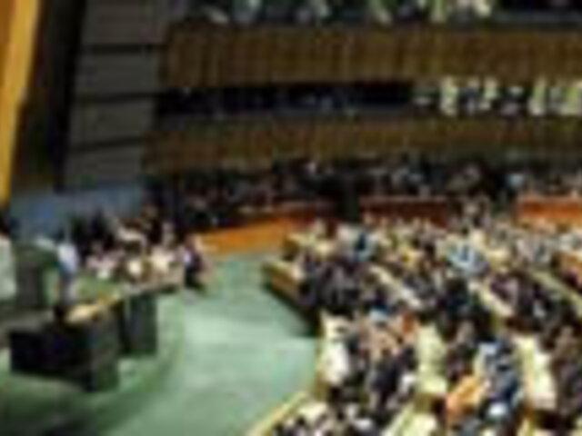 ONU pide acabar con la violencia y discriminación contra minorías sexuales