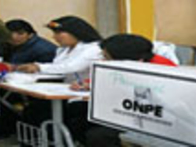 ONPE: 64 nuevos partidos adquirieron kits electorales para su inscripción