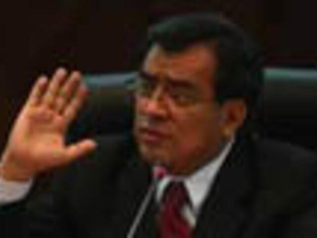 Javier Velásquez: APRA no se unirá a ninguna bancada en el nuevo Congreso