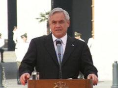 Chile: Presidente Piñera dice desconocer fecha del fallo de La Haya