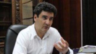 Zegarra: No asumiré cargo de ningún tipo en la municipalidad