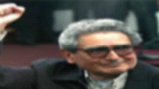 Terrorista Abimael Guzmán tuvo visita conyugal de Elena Iparraguirre