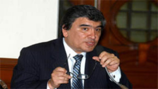 Rolando Sousa: No me interesa quedarme en el Tribunal Constitucional