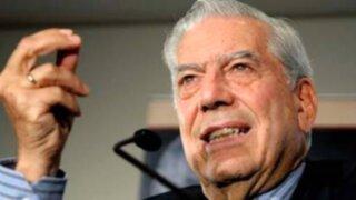 Escritor Mario Vargas Llosa tendrá su sello postal en España