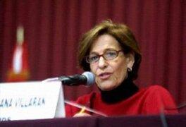 Alcaldesa Villarán respalda suspensión de erradicación de la hoja de coca