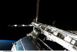 Astronautas de la EEI se refugiaron en capsulas de escape por basura espacial