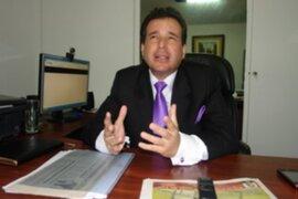 Omar Chehade: Defiende designación de Roy Gates y dice que no es un delincuente