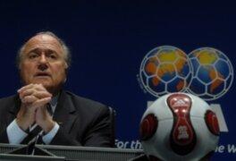 Joseph Blatter afirma que la FIFA está en paz y en un proceso de reforma