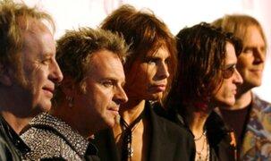 Fans podrán elegir temas que tocará Aerosmith en Lima