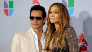 Jennifer López y Marc Anthony buscarán talentos peruanos para su nuevo reality