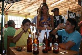 """Hasta el momento 129 locales comerciales en todo el Perú infringieron """"Ley Seca"""""""