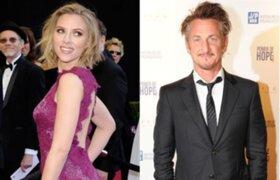 Scarlett Johansson terminó su relación con Sean Penn