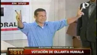Presidentes de Brasil, Argentina, Ecuador y Paraguay saludaron a Humala por triunfo electoral