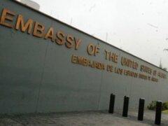 Embajada de Estados Unidos se suma a las felicitaciones a Ollanta Humala