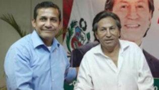 Alejandro Toledo: Apoyo a la gestión del  presidente Ollanta Humala continúa