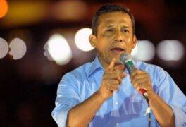 Continúan saludos para Ollanta Humala por triunfo en elecciones