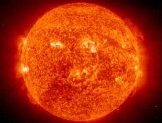 La NASA filma espectacular explosión solar desde un satélite