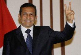 Presidente electo Ollanta Humala aseguró que impulsará consolidación de CAN y Unasur