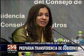 Se inicia formalmente el proceso de transferencia al nuevo Gobierno