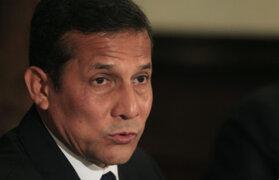Presidente electo Ollanta Humala expresó condolencias por los fallecidos en Puno