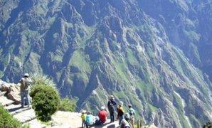 Arequipeños podrán ingresar gratis al valle del Colca por Semana Santa
