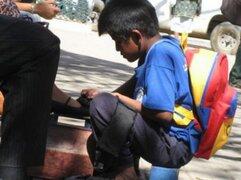 Hoy se celebra el Día Mundial contra el Trabajo Infantil