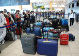 Examinarán a pasajeros que llegan al Perú para evitar ingreso de la bacteria E-coli