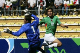 Bolivia derrotó por 1 – 0 a San Lorenzo en partido amistoso