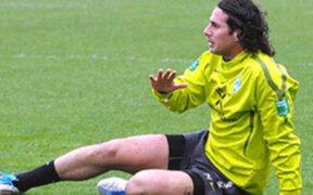 FPF confirma que lesión impedirá a Claudio Pizarro jugar la Copa América
