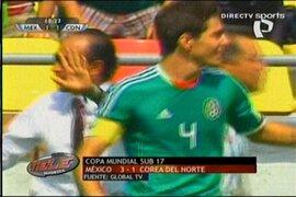 Los goles del Mundial Sub 17