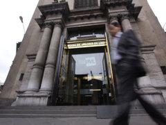 Bolsa de Valores de Lima retrocede ante la volatilidad de Wall Sreet