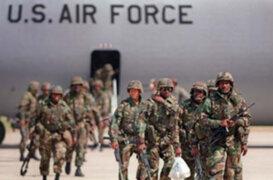 Senadores de Estados Unidos presentan propuesta para culminar operaciones militares en Libia