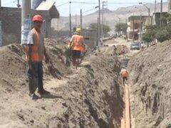 Región Piura inicia su primera obra de alcantarillado financiada por el fisco