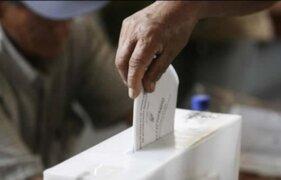 ONPE terminó de procesar las 619 actas de las elecciones complementarias