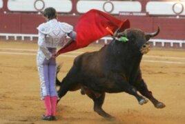 Prohíben corridas de toros en provincia de la región Junín