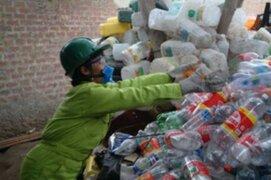 Inician formalización de recicladotes en El Agustino