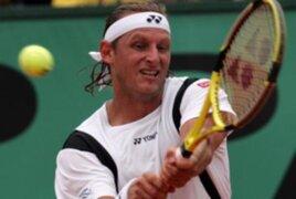 Tenistas sudamericanos Nalbandián, Del Potro, y Fernando Gonzáles ganaron en Wimbledon