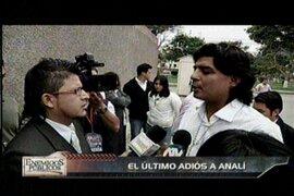 Gran polémica causo la relación entre Havier Arboleda y la familia de Analí Cabrera