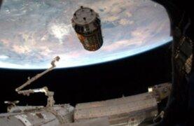 Carguero ruso se acopló a la Estación Espacial Internacional