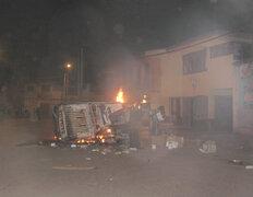 Aumentan los actos vandálicos en la región Puno