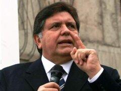 Presidente García asegura que economía está fuerte y descarta posible recesión