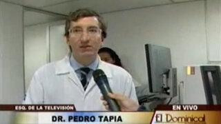 Oncosalud realizó despistaje de cáncer de mama en Panamericana TV