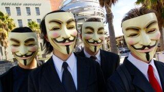 """Policía italiana logra identificar a supuestos miembros de la red """"Anonymous"""""""